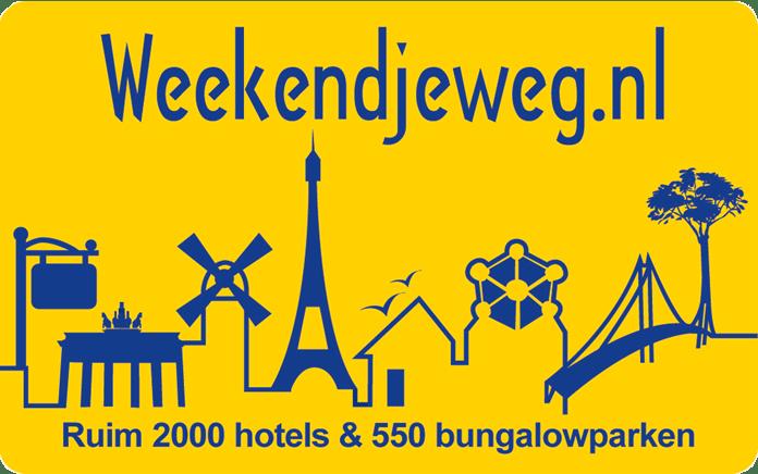 weekendjeweg.nl cadeaukaart