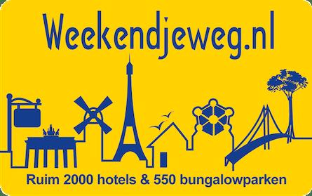 cadeaukaart weekendjeweg.nl
