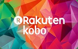 Rakuten Kobo gift card