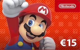 Nintendo e-shop 15 euro