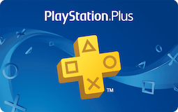 Sony Playstation Plus gift card