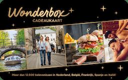 Wonderbox Cadeaukaart