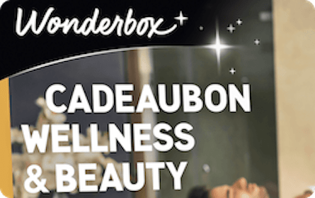 Wonderbox cadeaubon wellness & beauty