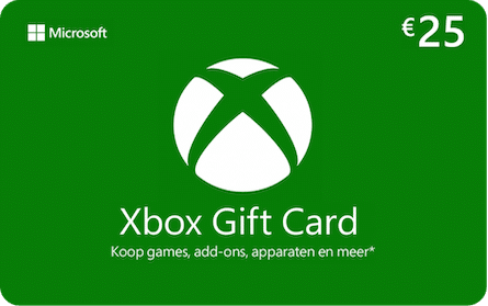 xbox giftcard microsoft 25